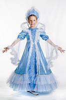 Снежная Королева карнавальный костюм для девочки