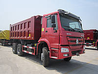 Грузовик SINOTRUK HOWO (Хово) 6X4 371 HP TRACTOR TRUCK