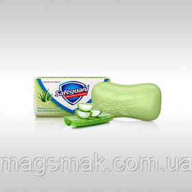 Safeguard антибактериальное мыло Нежный уход с Алоэ 90 г
