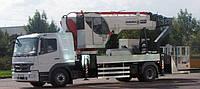 Автовышка Hidrokon HK 36 TPF