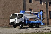 Автовышка Socage DA422