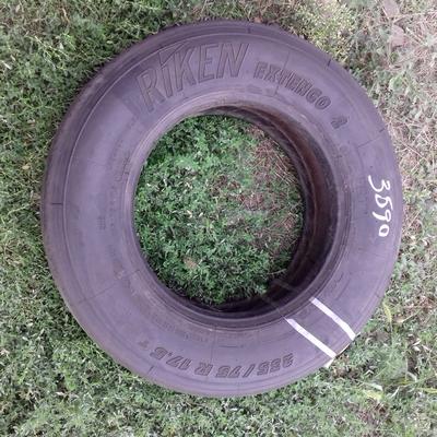 Грузовые шины б.у. / резина бу 235.75.r17.5 Riken Extengo2 Рикен