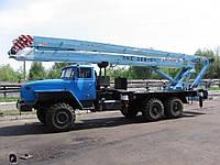Автогидроподъемник СММ ПМС-328-01