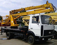 Автоподъемник МАЗ АГП-20-8