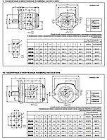 Шестеренчатые насосы с внутренним зацеплением тип IGP