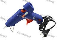 Клеевой пистолет, для стержней 11мм, 220В, 60Вт