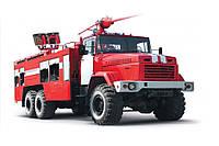 Пожарный автомобиль КрАЗ 63221