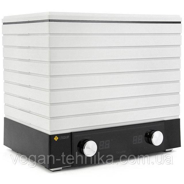 Дегидратор L'equip D-Cube LD-9013A (сушилка для овощей и фруктов)