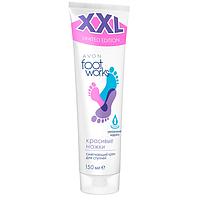 Смягчающий крем для ног  и ступней Avon Foot Works XXL, 150 мл, Эйвон