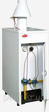 Котел газовий Рівнетерм 40в кВт(авт. КАРЕ) з водопідігрівом, фото 2