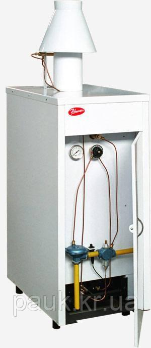 Газовий котел двоконтурний 48В кВт(авт. КАРЕ) Рівнетерм, з функцією водопідігріву