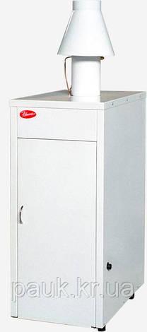 Газовий котел двоконтурний 48В кВт(авт. КАРЕ) Рівнетерм, з функцією водопідігріву, фото 2