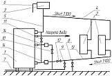 Газовий котел Рівнетерм 56 кВт(авт. КАРЕ) однокотурний, фото 2
