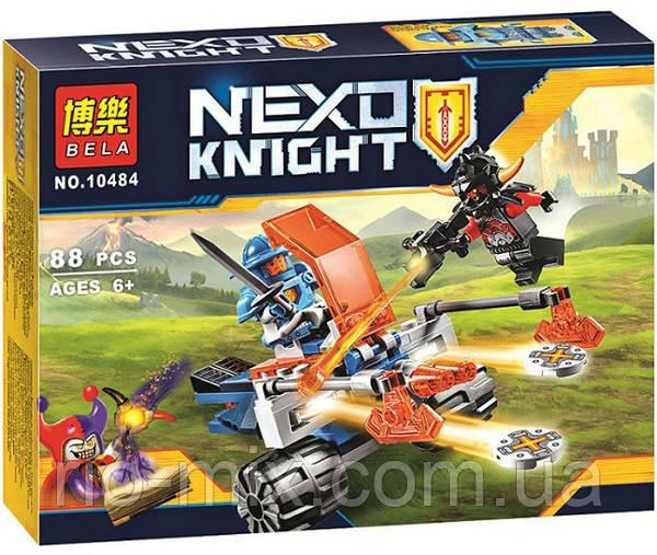Конструктор Nexo Knights Королевский боевой бластер 10484 - Интернет-магазин RIO-MIX в Львове