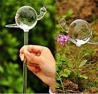 Автоматическая система полива цветов, комнатных растений (автополив улитка) ручной работы
