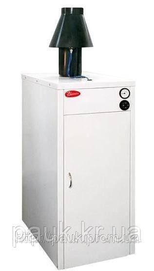 Котел газовий 64 кВт Ривнетерм (авт. Honeywell), одноконтурний котел газ