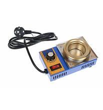 Паяльная ванна Zhongdi DZ-70503, диаметр 50 мм, 150Вт, 200-480°C, 220V