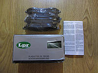 Тормозные колодки передние шевроле авео  LPR 05P1080