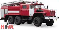 Гидравлика  Hyva на  пожарные автомобили с пластиковым баком