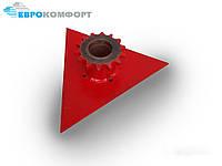 Звезда Z-14, t-19,05 привода стеблесъемника в сборежатка ПСП-1,5