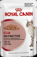 Роял Канин Instinctive Консервированный корм для кошек старше 1 года, 85г