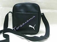 Мужская сумка барсетка puma спортивная через плечо оптом
