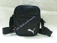 Мужская сумка барсетка puma спортивная через плечо мессенджер