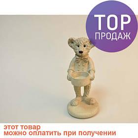 Подсвечник Мишка Тедди / аксессуары для дома
