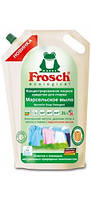 Frosch гель для стирки концентрат Марсельское мыло, 2л