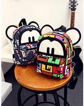 Милые мини рюкзаки мышки, фото 3