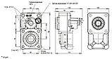 Коробка отбора мощности на ZF несоосный ISO (300 Нм) , фото 2