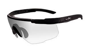Wiley X очки Saber Advanced Clear Lens/Matte Black Frame