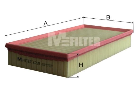 Фильтр воздушный M-Filter K795 (004/3 AP)