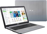 Ноутбук Asus X540 (Quad Core/4Gb/Video 2Gb/500Gb/noODD) РАССРОЧКА НА 12 месяцев !!!