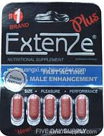 Extenze + (5табл) - экстенз, препарат для потенции и увеличения члена