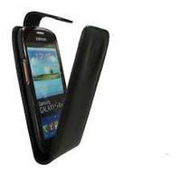 Original Silicon Case Samsung I8350 Black