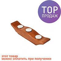 Подсвечник Лодочка / аксессуары для дома