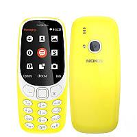 Мобильный телефон Nokia 3310 Dual Sim Yellow