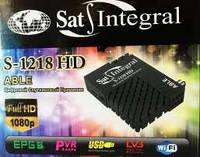 Спутниковый тюнер Sat-Integral S-1218 HD ABLE (FullHD)