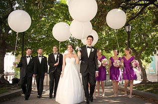 Большие воздушные шары 36 дюймов (90 см)
