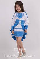 """Український костюм для дівчинки """"Пава"""", фото 1"""