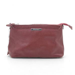 Женская сумка через плечо 62358 red