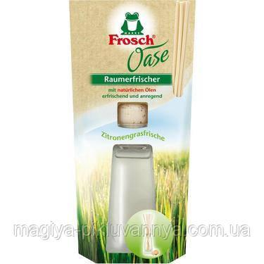 Frosch Освежитель воздуха Оазис Лимоная трава 90мл