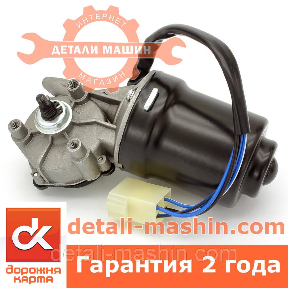 Моторедуктор стеклоочистителя ВАЗ 2101 2102 2103 2104 2105 2106 2107 Нива 2121 12В (мотор дворников)