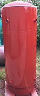 Акумулирующий бак с бойлером 800\160 (черный метал)