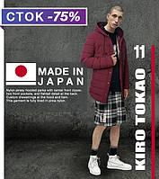 Демисезонная мужская японская куртка Kiro Tokao