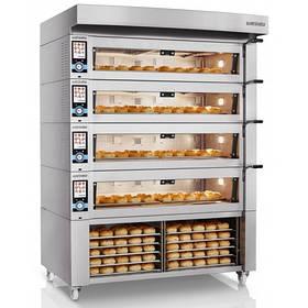 Шкафы пекарские