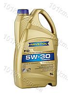Моторное масло Ravenol 5w30 FO 5л