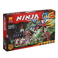 """Конструктор """"Ninjago"""" 10584 """"Кузница Дракона"""" 1173 дет, в коробке"""