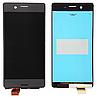 Дисплей (екран) для Sony F5121 Xperia X Dual Sim, F5122, F8131, F8132 Соні + тачскрін, колір сірий, оригінал
